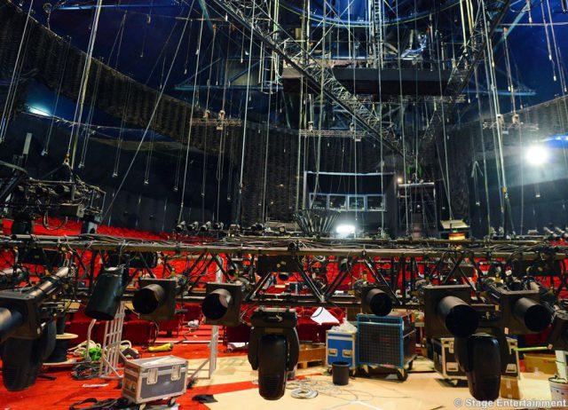 Die Vorbereitungen für Disneys Musical TARZAN laufen auf Hochtouren. Premiere am 6. November 2016 im Stage Metronom Theater in Oberhausen.