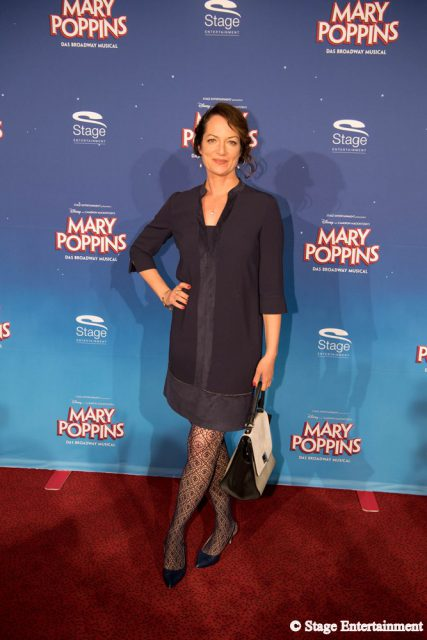 Natalia Wšörner MARY POPPINS Ð DAS BROADWAY MUSICAL Premiere im Stage Apollo Theater in Stuttgart am 23.10.2016
