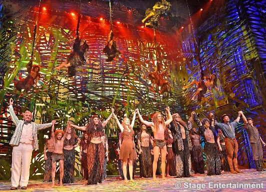 Premiere Disneys Musical TARZAN
