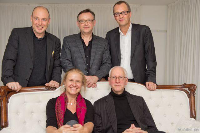 Cornelia Funke anläßlich der PK zur Oper GEISTERRITTER