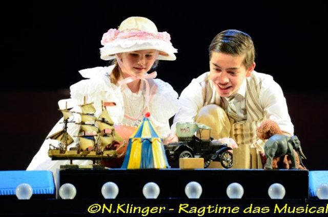 Kristina Sofia Katsagiorgis (Mädchen); Benjamin Klein (Junge)
