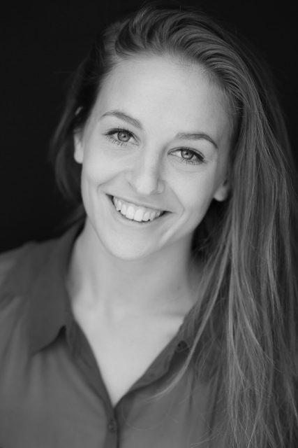 Christine Lecke - 23 Jahre - Credits Alex Bach