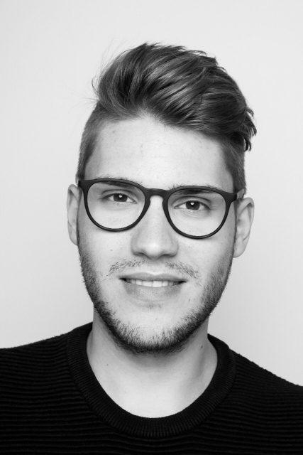 Dominik Niedermaier - 23 Jahre - Credit Julian Benedikt