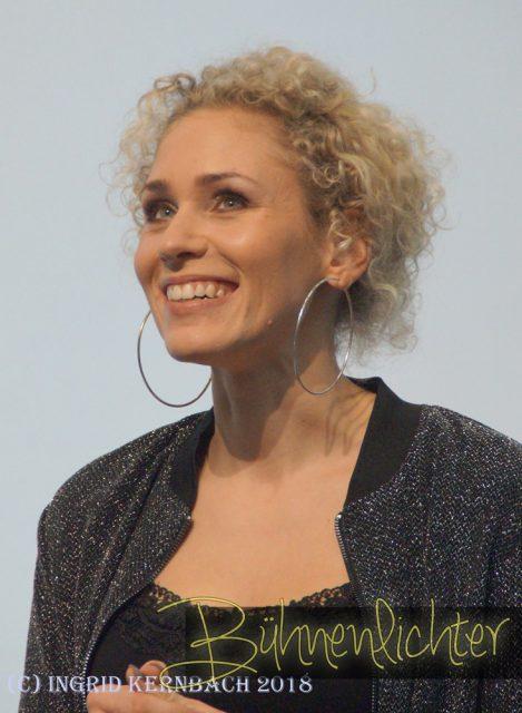 """Sabrina Weckerlin spielt """"Orka"""""""