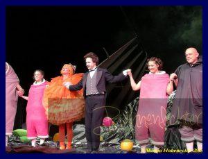 (C) Marion Hohenecker 2018 Die kleine Hexe Landestheater Niederösterreich