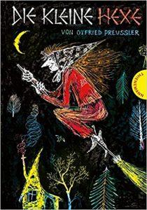 Copyright Winnie Gebhardt-Gayler - Die kleine Hexe