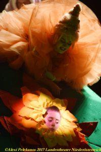 Die kleine Hexe, Josephine Bloéb, Nora Winkler c Alexi Pelekanos