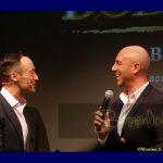 Intendant Christian Struppeck mit Nicolas Tenerani