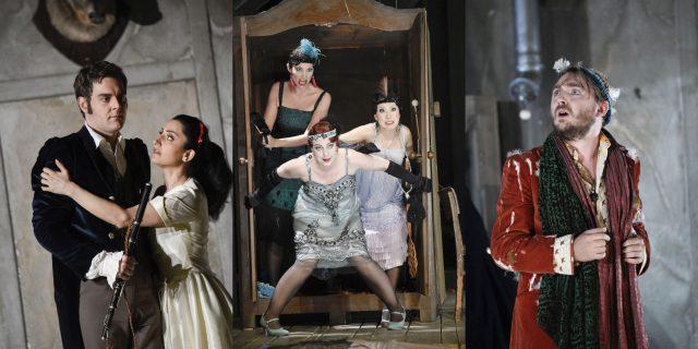 Die Zauberflöte - staatstheater kassel - rechte n klinger