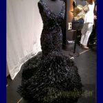 """Dieses Kleid trägt """"Rachel Marron"""" bei dem großen Song """"I will always love you"""""""