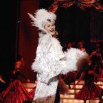 Jon Geoffrey Goldsworthy als Zaza (c) (C) Sabine Haymann,Theater Pforzheim 2003