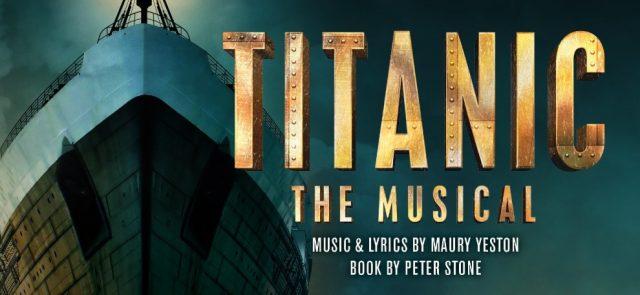 titanic logo musical