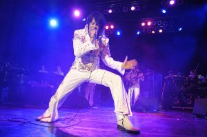 © The Las Vegas Elvis Revival Show