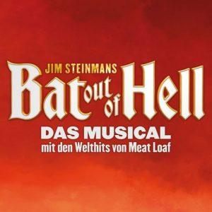 Jim Steinmans BAT OUT OF HELL - Das Musical mit den Welthits von Meat Loaf ab November 2018 im Stage Metronom Theater Oberhausen