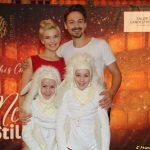 Meine Stille Nacht-Salzburger-Landestheater Milica Dominik mit Alma und Ida Tomasi © Franz Neumayr