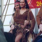 03-24a-Nathalie Brandt-Karl May Spiele-Reisemesse-2004-Nathalie Brandt-Karl May Spiele-Reisemesse-2004