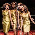 Prio2 TINA - Das Tina Turner Musical (Ikettes) Foto Manuel Harlan