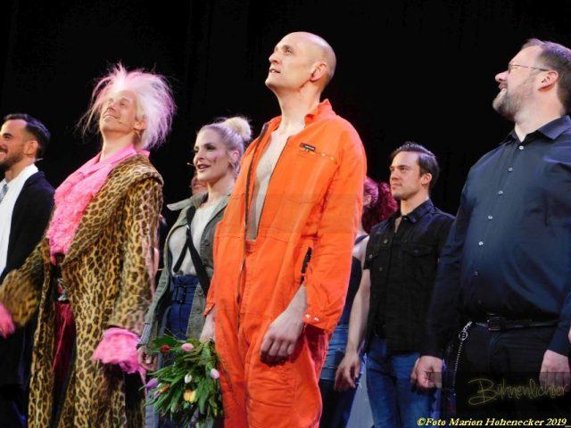 Jesus Christ Superstar Wien 2019 Impressionen Bühnenlichterde