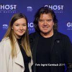 Roland Bless (Ex-Pur) und Tochter