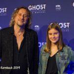 Dieter Thomas Kuhn und Tochter