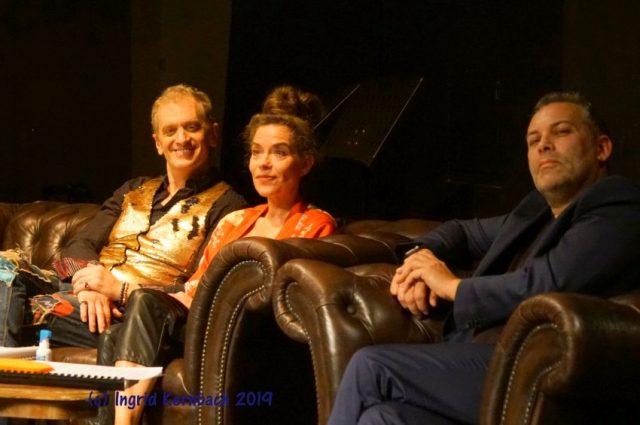 Chris Murray, Lilian Huynen, Andrea Matthias Pagani